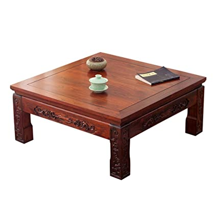 Amazon.com - Tables Coffee Antique Wood Tatami Old elm ...