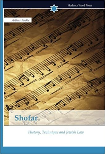Shofar: History, Technique and Jewish Law by Arthur Finkle (2015-03-25)