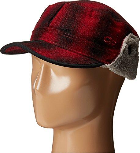 - Outdoor Research Yukon Cap, Redwood/Black, X-Large