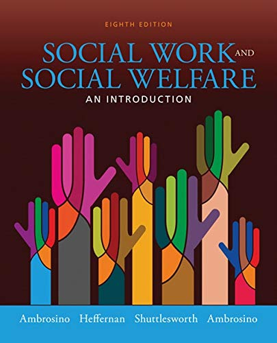 Pdf Teaching Empowerment Series: Social Work and Social Welfare