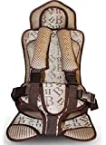 PIGLOO™ Baby Car Seat Belt Safety Protective Carrier, 1 Piece, Color : Brown