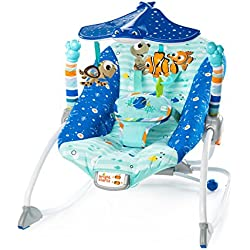 Disney Baby FINDING NEMO Explore the Sea Infant to Toddler Rocker
