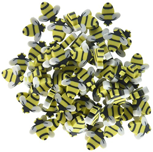 U.S. Toy LM174 Mini Bumble Bee Erasers