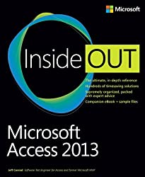 Microsoft Access 2013 Inside Out by Jeff Conrad (2013-07-25)