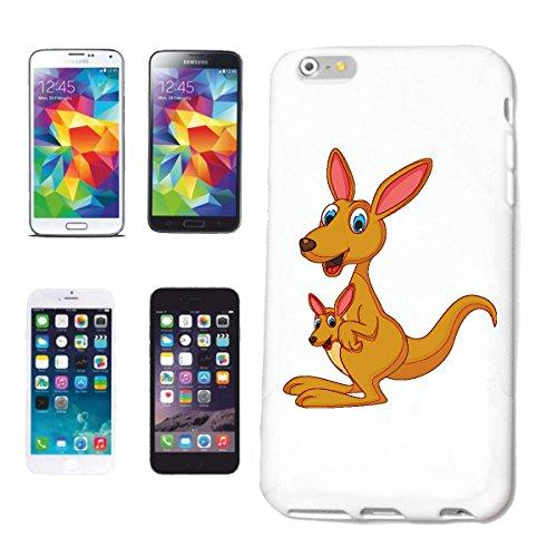 """cas de téléphone iPhone 7S """"FUNNY KANGOUROU AVEC BÉBÉ BAG Kangourous BAG RÈGLEMENT ANIMAL DIPROTODONTIA BAG ANIMAL RAT KANGOUROU AUSTRALIE"""" Hard Case Cover Téléphone Covers Smart Cover pour Apple iPho"""