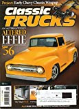 img - for Classic Trucks January 2017 Magazine AN ALTERNATIVELY ALTERED EFFIE: TOM ANDERSON'S SMALL-WINDOW 1956 FORD F-100 In The Buff: Donny Johnson's 1965 Chevrolet C10 book / textbook / text book