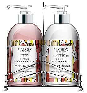 Amazon Com Upper Canada Soap Maison Hand Body Wash And