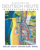 img - for Deutsch Heute: Introductory German, Eighth Edition book / textbook / text book