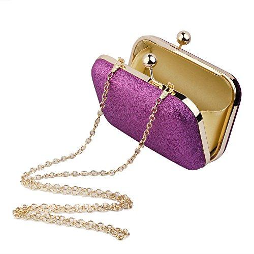 Audixius pour femme Audixius Pochette Violet Violet pour Pochette Audixius femme Pochette pour 5ETqgwT