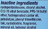 Secret Antiperspirant Deodorant for Women, Shower