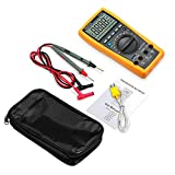 Auto-Ranging Multimeter VC99 Amp Ohm Volt Meter Multi Tester with...