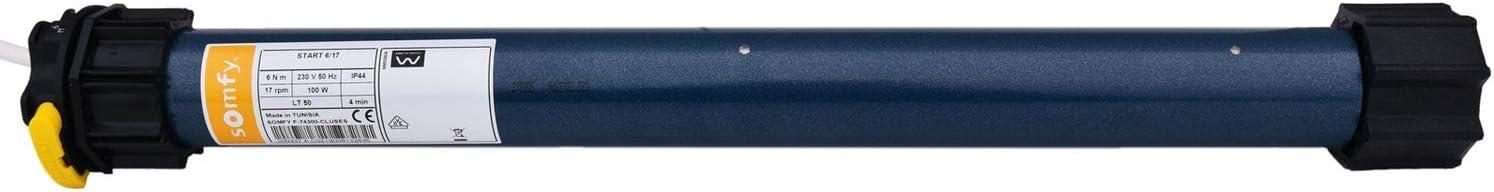 Somfy HIPRO lt50 6//17 start roll cargar motor nuevo *