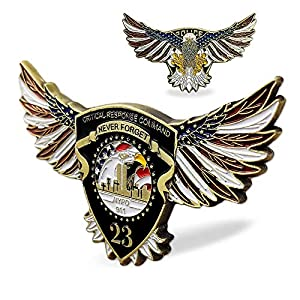 Police Challenge Coins US Liberty Eagle NYPD 911 Military Coin Gift by Indeep
