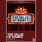 The Value of Names | Jeffrey Sweet