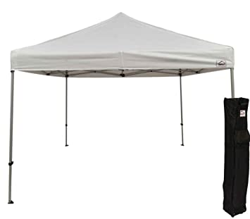 Impact Canopy 10x10 Easy Pop Up Canopy Tent Commercial Grade Instant Canopy with Roller Bag  sc 1 st  Amazon.com & Amazon.com : Impact Canopy 10x10 Easy Pop Up Canopy Tent ...