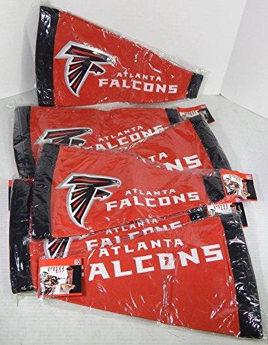 Lot of (6) Atlanta Falcons Megaphone Cap Covers New NFL Football Official Merch