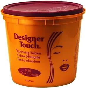 Amazon.com: Designer Touch Texturizing Relaxer Regular ...