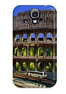 New Cute Funny City Case Cover/ Galaxy S4 Case Cover