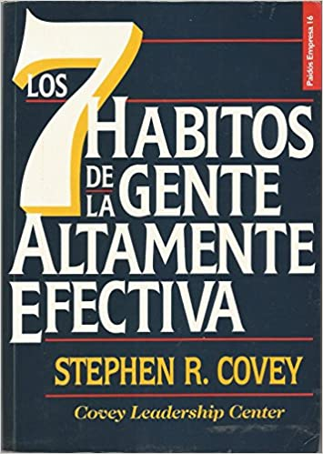 amazon los 7 habitos de la gente altamente efectiva the 7 habits