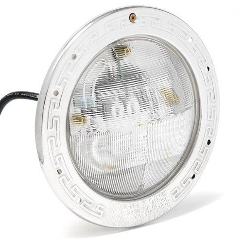Pentair 601206 IntelliBrite 5G White Underwater LED Pool Light, 12 Volt, 50 Foot Cord, 400 Watt Equivalent 400w 50' Cord