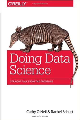 Image result for doing data science cathy o'neil