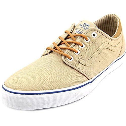 Zapatillas Vans – Trig (trim) Sesame/Blanco (trim) sesame/white