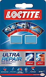 Loctite Ultra Repair Putty (2 x 5g Doses)