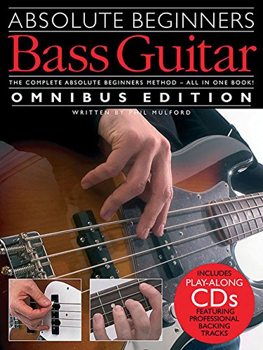 Download Absolute Beginners - Bass Guitar - Omnibus Edition PDF