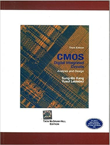 Buy CMOS DIGITAL INTEGRATED CIRCUITS ANALYSIS & DESIGN Book Online ...
