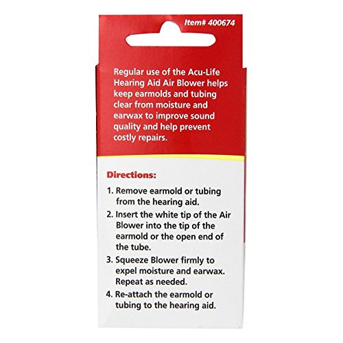 Acu-Life Hearing Aid Care Kit by Acu-Life (Image #3)