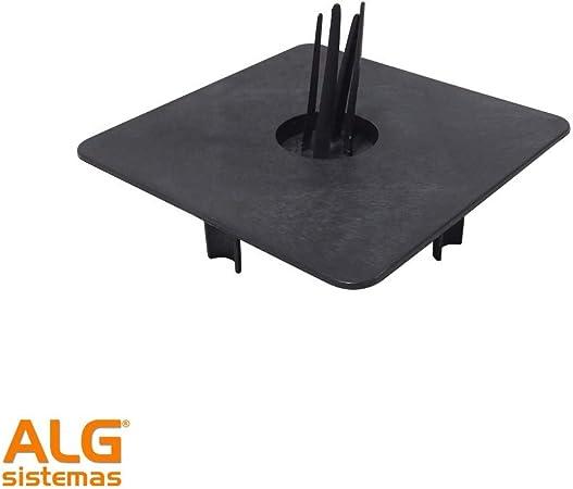 Solera 625TA - Tapa para caja de empotrar mecanismos De 70x70. Válida para cualquier caja universal.: Amazon.es: Bricolaje y herramientas