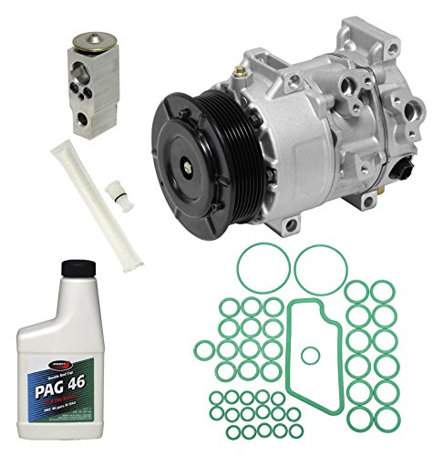 Universal Air Conditioner KT 2500 A/C Compressor and Component Kit