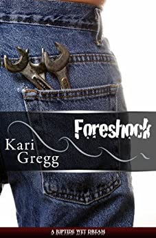 Foreshock by [Gregg, Kari]