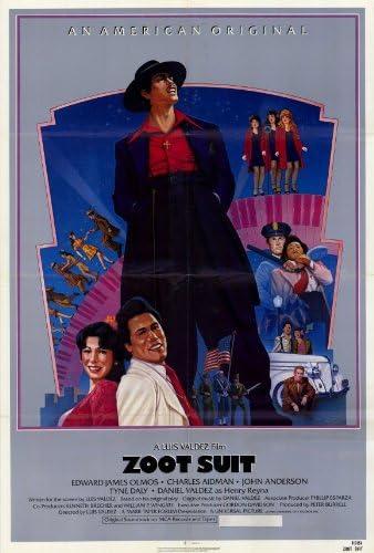 Amazon.com: Movie Posters Zoot Suit - 27 x 40: Prints: Posters & Prints