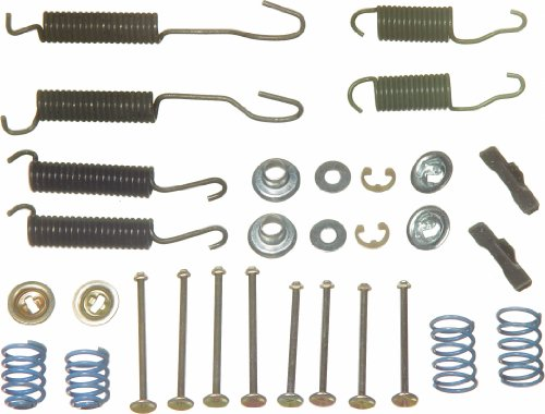 (Wagner H7046 Drum Brake Hardware Kit,)