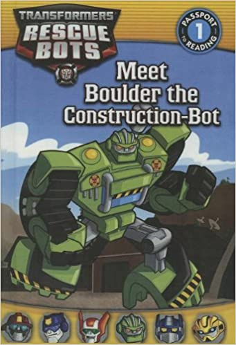 Meet Boulder The Construction-Bot (Turtleback School ...