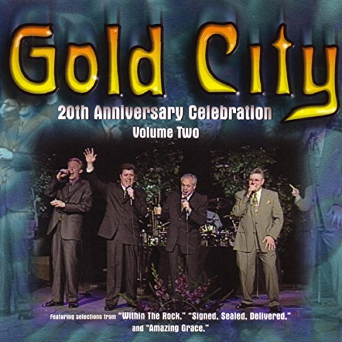 Th anniversary celebration volume by gold city on