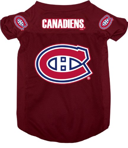 hunter-manufacturing-nhl-montreal-canadiens-pet-jersey-medium