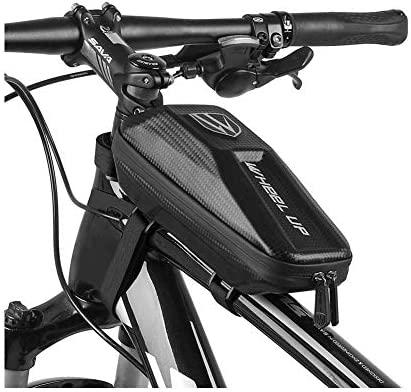 LXYIUN Bolsa de Cuadro de Bicicleta, Bolsas de Cuadro de Bicicleta ...