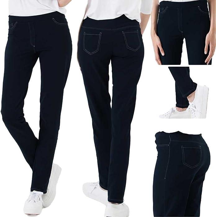 afe0e1873f Ragno Pantalone Slim Denim in cotone elasticizzato Art.70736Z (2 ...