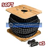 50 Roller Chain 50 Feet with 5 Connecting Links