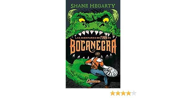 Bocanegra: Las aventuras de Finn (Juvenil) eBook: Shane Hegarty: Amazon.es: Tienda Kindle
