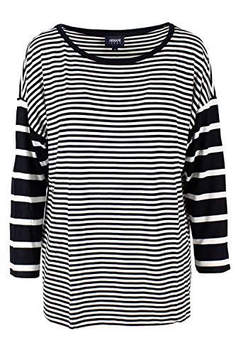 ARMANI JEANS T-Shirt Woman ARMTSHDA172ST0309240 50 (XXL) White