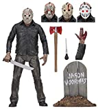 NECA - Friday The 13th - 7' Scale Action Figure - Ultimate Part 5 Jason