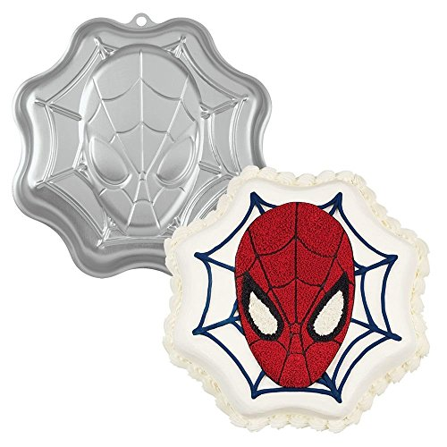Wilton Amazing Spider Man Cake Pan