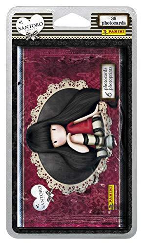 Panini GORJUSS 2503-048 Photo Card Pockets Blister Pack of 4