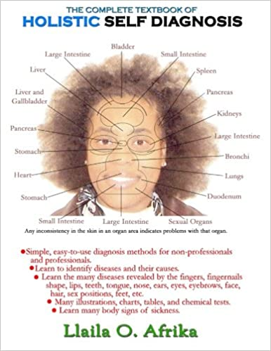 Amazon.it: The Complete Textbook of Holistic Self Diagnosis