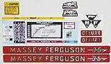 New Massey Ferguson Complete Decal Set 35 Deluxe