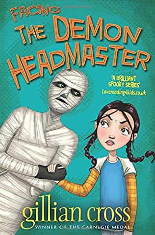 book cover of Facing the Demon Headmaster