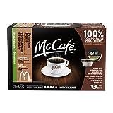 McCafe Premium Roast Decaffeinated Coffee Pods, 129g, 12 Count